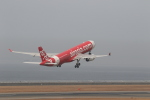 さんたまるたさんが、中部国際空港で撮影したタイ・エアアジア・エックス A330-343Xの航空フォト(写真)