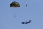 AkiChup0nさんが、習志野演習場で撮影した航空自衛隊 C-2の航空フォト(写真)