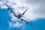 gomaさんが、ル・ブールジェ空港で撮影したエアバス A380-841の航空フォト(写真)