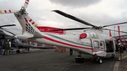 westtowerさんが、ル・ブールジェ空港で撮影したアグスタウェストランド AW169の航空フォト(飛行機 写真・画像)