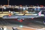 Izumixさんが、羽田空港で撮影したカタール航空 A350-1041の航空フォト(写真)