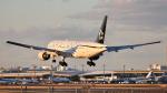 saoya_saodakeさんが、成田国際空港で撮影したユナイテッド航空 777-222/ERの航空フォト(写真)