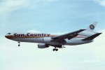 tassさんが、マッカラン国際空港で撮影したサンカントリー・エアラインズ DC-10-15の航空フォト(飛行機 写真・画像)