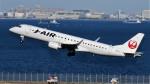 Ocean-Lightさんが、羽田空港で撮影したジェイ・エア ERJ-190-100(ERJ-190STD)の航空フォト(写真)