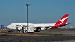 Ocean-Lightさんが、羽田空港で撮影したカンタス航空 747-48Eの航空フォト(写真)