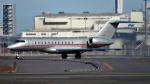 Ocean-Lightさんが、羽田空港で撮影したビスタジェット BD-700-1A10 Global 6000の航空フォト(写真)