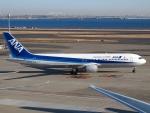 SK51Aさんが、羽田空港で撮影した全日空 767-381の航空フォト(写真)