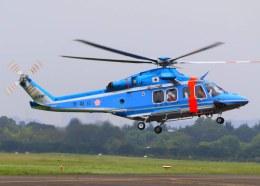 VICTER8929さんが、立川飛行場で撮影した警視庁 AW139の航空フォト(飛行機 写真・画像)
