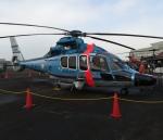VICTER8929さんが、立川飛行場で撮影した警視庁 EC155B1の航空フォト(写真)