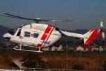 MOR1(新アカウント)さんが、岐阜県で撮影したセントラルヘリコプターサービス BK117C-1の航空フォト(写真)