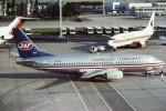 tassさんが、パリ オルリー空港で撮影したJAT ユーゴスラビア航空 737-3H9の航空フォト(写真)