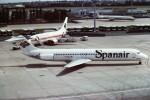 tassさんが、パリ オルリー空港で撮影したスパンエアー DC-9-51の航空フォト(飛行機 写真・画像)