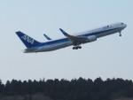 flyflygoさんが、成田国際空港で撮影した全日空 767-381/ERの航空フォト(写真)