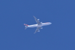 レガシィさんが、宇都宮市上空で撮影したスイスインターナショナルエアラインズ A340-313Xの航空フォト(写真)
