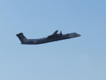 flyflygoさんが、成田国際空港で撮影したオーロラ DHC-8-402Q Dash 8の航空フォト(写真)