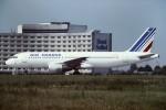 tassさんが、パリ シャルル・ド・ゴール国際空港で撮影したエールフランス航空 A320-111の航空フォト(写真)