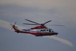 ☆ライダーさんが、成田国際空港で撮影した埼玉県防災航空隊 AW139の航空フォト(写真)