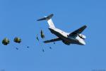 n-sakaさんが、習志野演習場で撮影した航空自衛隊 C-2の航空フォト(写真)