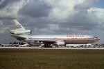 tassさんが、マイアミ国際空港で撮影したアメリカン航空 DC-10-10の航空フォト(写真)