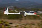 兄ちゃんさんが、韮崎滑空場で撮影した韮崎市航空協会 SZD-48-1 Jantar Standard 2の航空フォト(飛行機 写真・画像)