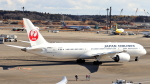 誘喜さんが、成田国際空港で撮影した日本航空 787-9の航空フォト(写真)