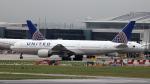 誘喜さんが、ロンドン・ヒースロー空港で撮影したユナイテッド航空 777-222/ERの航空フォト(写真)