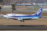 プルシアンブルーさんが、仙台空港で撮影したANAウイングス 737-54Kの航空フォト(写真)