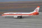rjジジィさんが、中部国際空港で撮影した日本トランスオーシャン航空 737-446の航空フォト(写真)