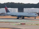 名無しの権兵衛さんが、成田国際空港で撮影したデルタ航空 767-432/ERの航空フォト(写真)