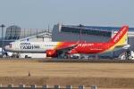 宮崎 育男さんが、成田国際空港で撮影したベトジェットエア A321-271Nの航空フォト(写真)