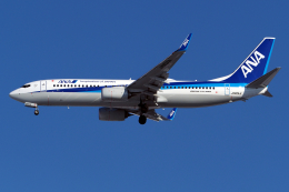 Polarisさんが、大館能代空港で撮影した全日空 737-8ALの航空フォト(写真)