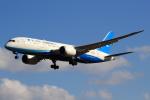 おみずさんが、成田国際空港で撮影した厦門航空 787-8 Dreamlinerの航空フォト(写真)