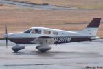 れんしさんが、北九州空港で撮影した日本個人所有 PA-28-181 Archer IIIの航空フォト(写真)