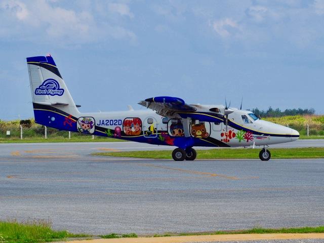 粟国空港 - Aguni Airport [AGJ/RORA]で撮影された粟国空港 - Aguni Airport [AGJ/RORA]の航空機写真(フォト・画像)