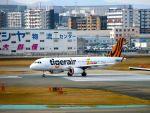 まいけるさんが、福岡空港で撮影したタイガーエア台湾 A320-232の航空フォト(写真)