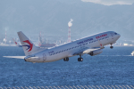 yabyanさんが、中部国際空港で撮影した中国東方航空 737-89Pの航空フォト(写真)