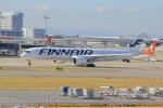みのフォトグラファさんが、関西国際空港で撮影したフィンエアー A350-941XWBの航空フォト(写真)