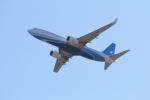 みのフォトグラファさんが、関西国際空港で撮影した厦門航空 737-85Cの航空フォト(写真)