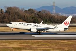 left eyeさんが、高松空港で撮影した日本航空 737-846の航空フォト(写真)