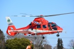 storyさんが、千葉市消防総合センターで撮影した千葉市消防航空隊 AS365N3 Dauphin 2の航空フォト(写真)
