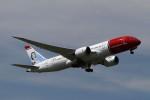 BTYUTAさんが、スワンナプーム国際空港で撮影したノルウェー・エアシャトル・ロングホール 787-8 Dreamlinerの航空フォト(写真)