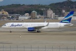 MOR1(新アカウント)さんが、福岡空港で撮影したヤクティア・エア 757-23Nの航空フォト(写真)