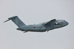 おぺちゃんさんが、米子空港で撮影した航空自衛隊 C-2の航空フォト(飛行機 写真・画像)