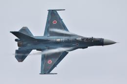 おぺちゃんさんが、米子空港で撮影した航空自衛隊 F-2Aの航空フォト(飛行機 写真・画像)