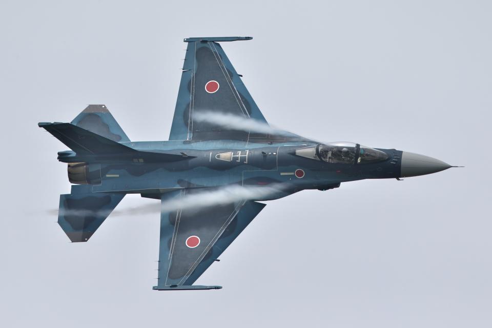 おぺちゃんさんの航空自衛隊 Mitsubishi F-2A (53-8531) 航空フォト