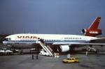 tassさんが、羽田空港で撮影したVIASA DC-10-30の航空フォト(飛行機 写真・画像)