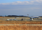 タミーさんが、静岡空港で撮影した静岡エアコミュータ Falcon 2000EXの航空フォト(写真)