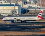 RUNWAY23.TADAさんが、羽田空港で撮影したブリティッシュ・エアウェイズ 777-336/ERの航空フォト(写真)