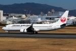 RUNWAY23.TADAさんが、伊丹空港で撮影した日本航空 737-846の航空フォト(写真)