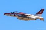 RUNWAY23.TADAさんが、茨城空港で撮影した航空自衛隊 T-4の航空フォト(写真)